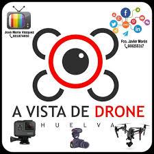 A vista de Drone