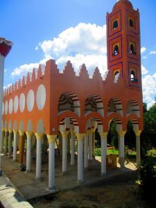 mezquita casi terminada